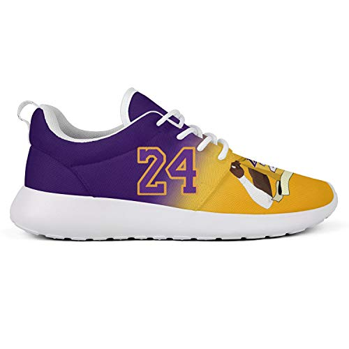 Unicorns Farting 24-MVP- Mens Print Sport Shoes Running Lightweight Sneakers