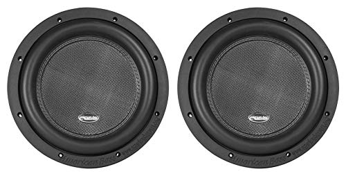 "(2) American Bass XR-10D2 2000w 10"" Competition Car Subwoofers w/ 3"" Voice Coils"