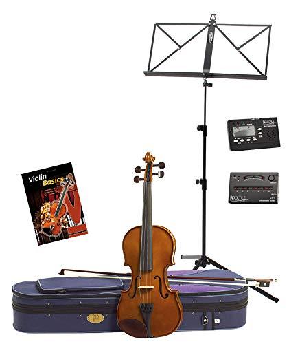Stentor SR1400 1/2 Student I Violinset inkl. Zubehör & Noten