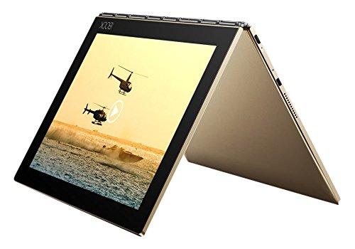 Lenovo ZA0W0011IT YB1-X90L Tablet con Display da 10.1', Processore Intel Atom x5-Z8550 da 1.44 GHz, 4 GB LPDDR3-SDRAM, 64 GB, Fotocamera Posteriore da 8 MP, Android 6.0, Oro