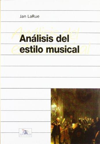 ANALISIS DEL ESTILO MUSICAL MUSICA 148 (Musica (idea