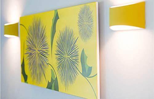 insidehome Infrarotheizung Bildheizung PREMIUM rahmenlos mit Bild 900 Watt 120x60x15 cm Bild 4*