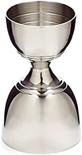 Cocktail Kingdom Leopold Jigger - 1oz/2oz - Stainless Steel/Banded