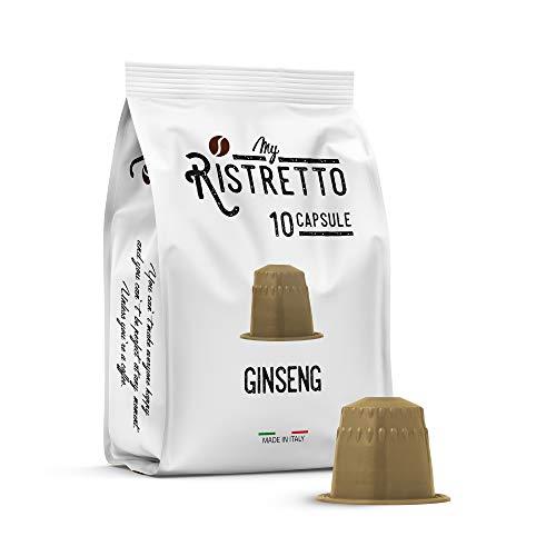 50 Ginseng kapseln - Nespresso Kompatible kapseln - MyRistretto