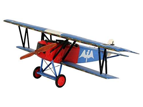 Revell Modellbausatz Flugzeug 1:72 - Fokker D VII im Maßstab 1:72, Level 3, originalgetreue Nachbildung mit vielen Details, 04194