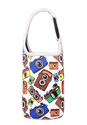 Bouteille Lovely Baby Jar Sac fourre-tout Sac alimentaire Caméra