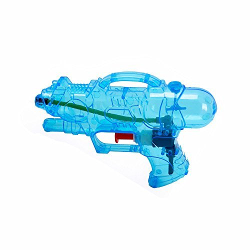 Water Shooters Toy Gift for Children Summer Swimming Pool Games, Outdoor Water guns Beach Toy Squirt Gun for kids (4 pack)