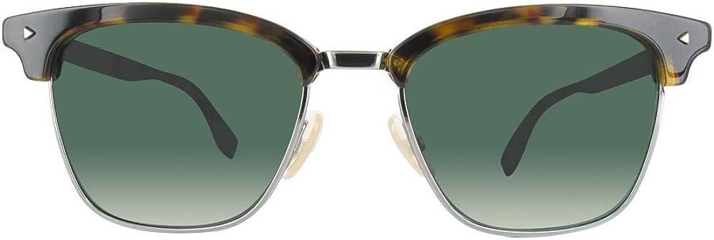 Fendi, occhiali da sole per uomo modello, m0003/s FFM0003S-KB7-52
