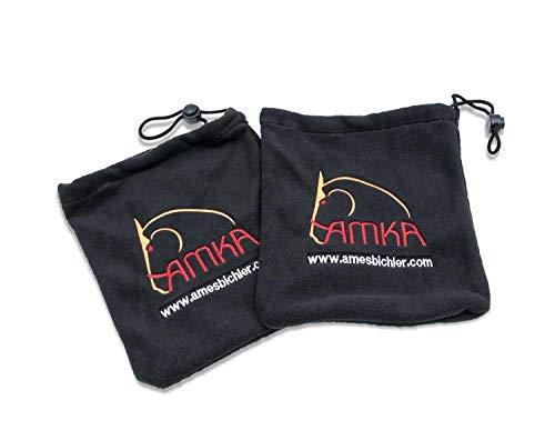 AMKA Steigbügelschoner 1 Paar Steigbügel Hülle Steigbügeltasche-Beutel