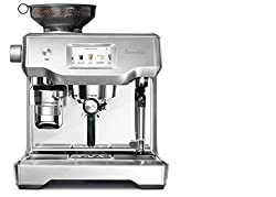 Breville BES990BSSUSC  Oracle Touch; Breville vs Delonghi reviews