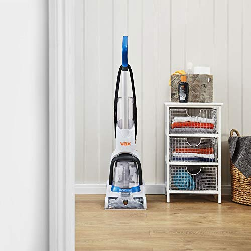 Vax Compact Power Carpet Cleaner with New Ultra+ Pet Carpet Cleaning Solution 1.5 Litre