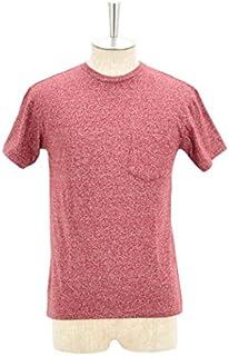 (ベルバシーン) Velva Sheen メンズ 1パック モックツイストクルーネックTシャツS/S[161275]