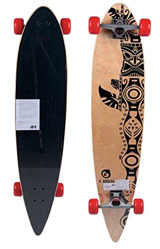 Haberkorn Longboard Skateboard Skaten Cruisen Komplettboard 109 cm ABEC-7