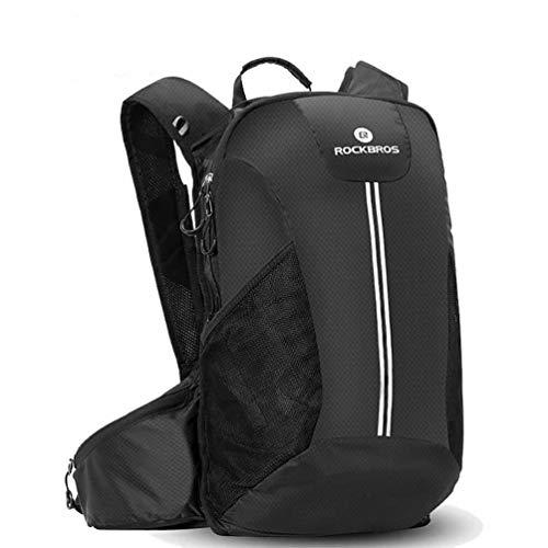 Purchase Bike Cycling Backpack Waterproof Sport Outdoor Camping Hiking Bag Black
