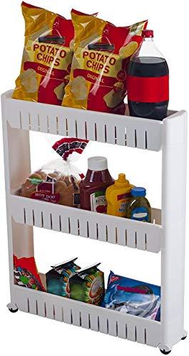 Art & Home 5-Tier Chrome Plated Steel Storage Shelf