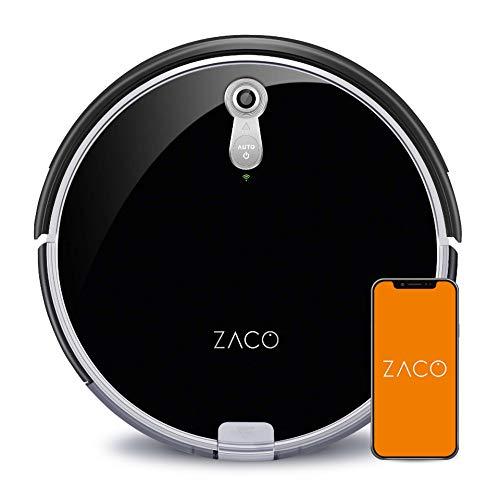 ZACO A8s Saugroboter mit Wischfunktion, App & Alexa Steuerung