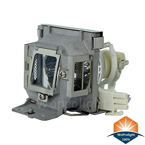 Woprolight 9E.Y1301.001 - Lámpara de proyector con carcasa para Benq MP512 MP512ST...
