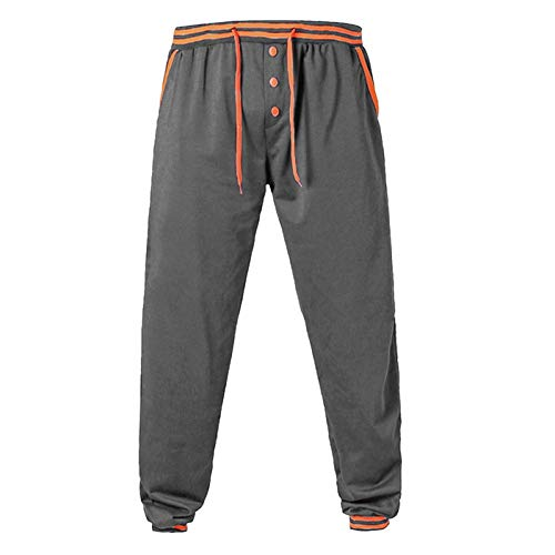 Yundongyi heren joggingbroek mannen basketbal voetbal atletische trainingsbroek fitness workout lopen trainingsbroek sport broek