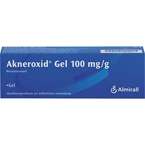Akneroxid Gel Aknetherapeutikum, 50 g Gel