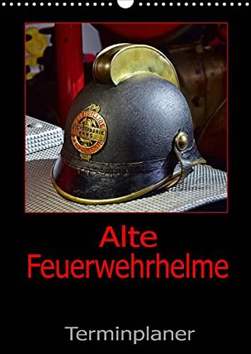 casco de bombero antiguo