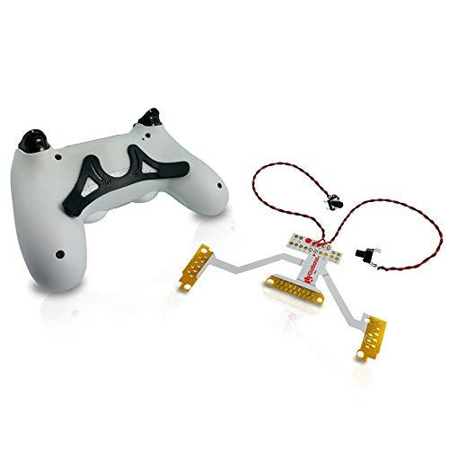 PS4 Controller Remap Board, Easy Remapper V1 DIY Kit verlötet mit FRESH-Paddle Umbau
