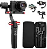 Hohem iSteady Multi, All-in-1 3-Axis Handheld Gimbal Stabilizer for Digital Camera, Action Camera and Smartphone, Compatible with Sony RX100 Series, GoPro Hero Series, iPhone and Android Smartphones