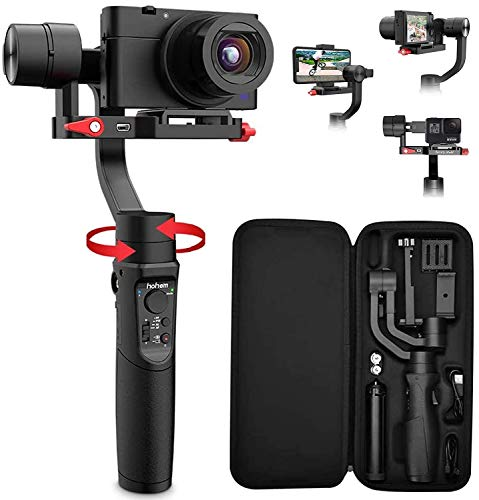 All-in-1 3-Axis Gimbal Stabilizer...