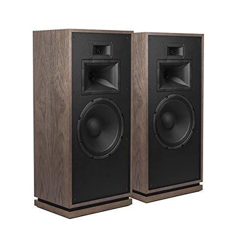 Fantastic Deal! Klipsch Forte III Heritage Series Loudspeakers - Pair (Distressed Oak)