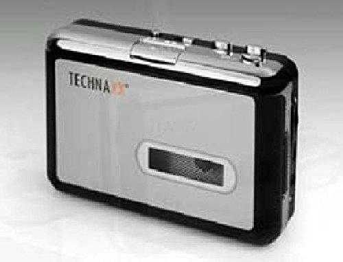 DIGITAPE DT01 zet oude audiocassettes in MP3 voor het afspelen op iPods/MP3-spelers of het branden op cd's/plug en play USB-apparaat (geen driver erford