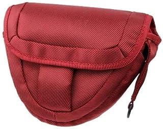 BBGSFDC Bolso portátil de Tela de cámara Digital con Correa, tamaño: 21 x 8 x 16.5cm (Color : Scarlet Red)