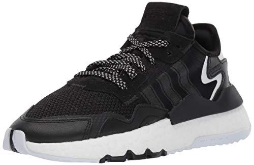 adidas Originals Baby Nite Jogger J Sneaker, core Black/Carbon, 5 M US Toddler