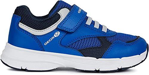 Geox J845GA 0BC14 Sneakers Bambino Blu 24
