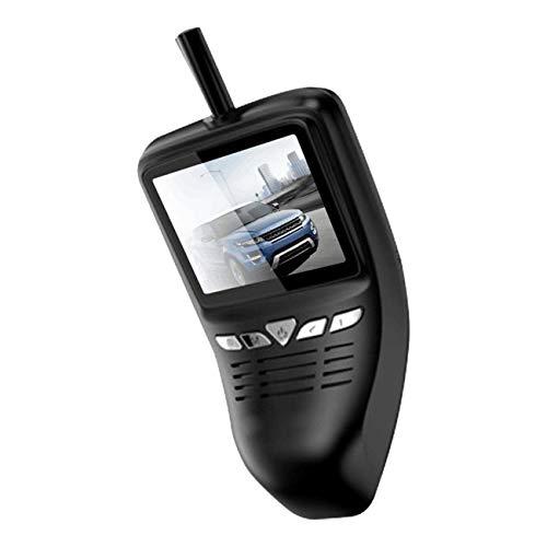 Ashley GAO Dash Cam 1080P FHD DVR Grabadora de conducción para coche, pantalla LCD de 2 pulgadas, gran angular de 165°, sensor G, WDR, monitor de estacionamiento, grabación en bucle