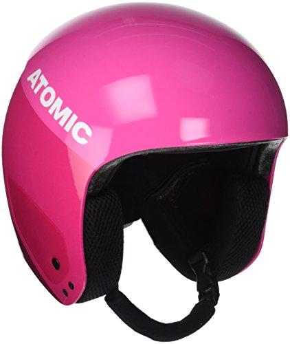 Atomic, Casque de Ski de Course, Pour Homme/Femme, Conforme aux Normes de Sécurité, Redster Replica, Taille S, Tour de Tête 55-56 cm, Rose, AN5005426S