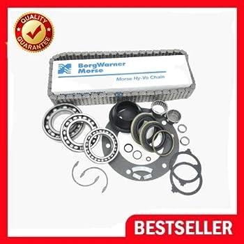BK485AD-1 NP273D Dodge Transfer Case Rebuild Bearing Chain /& Pump Kit NP271D