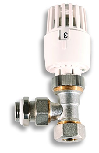 Anzapack 952746T thermostaatventiel voor radiatoren van koper, 15 mm