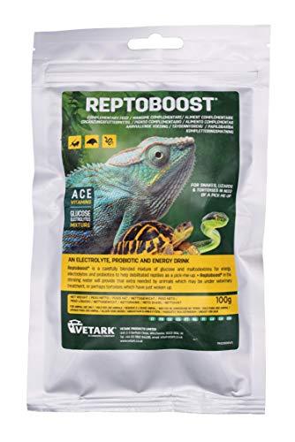 Reptoboost Alimento complementario para Animales exóticos – 100 g