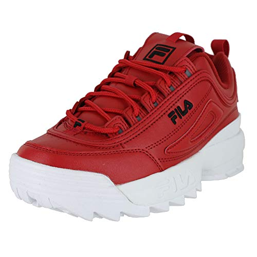 Fila Disruptor II Zapatillas deportivas para papá de piel sintética