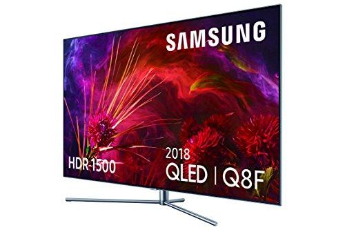 Samsung - QE55Q8CN - 140 cm - QLED UHD/4K - Smart TV - Modèle 2018