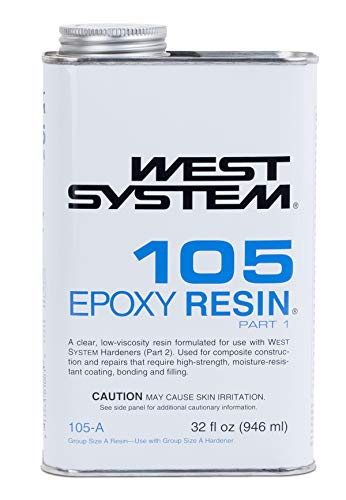West System 105A Epoxidharz (Quart)