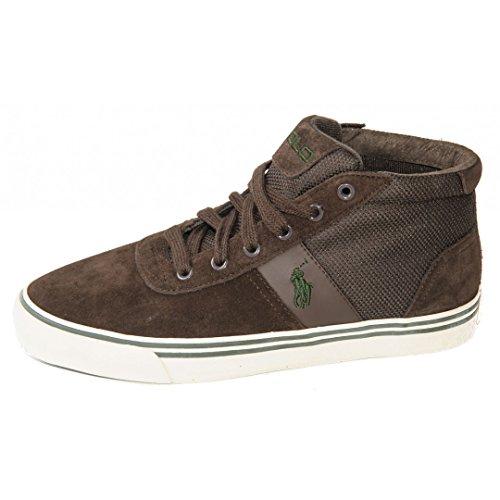 Polo Ralph Lauren , Damen Sneaker, Braun - Marrone - Größe: 44
