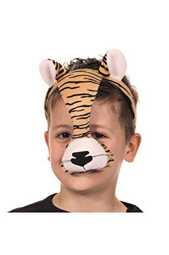 Animaux masque, tigre