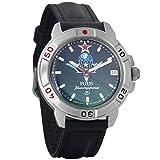 Vostok Komandirskie 2414431021russo militare orologio meccanico