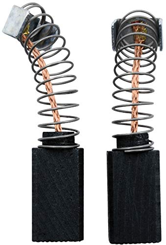 Escobillas de Carbón para AEG SB216N taladro - 5x8x14mm - 2.0x3.1x5.5