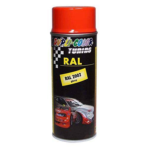 DUPLI-COLOR 238017 Lackspray Spray Paint RAL 2002 Glänzend, 400 ml
