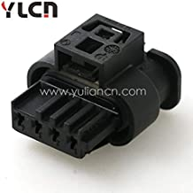 Gimax Hirschmann 5 Sets 4 pin plastic plug auto connector 805-122-541