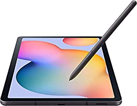 Samsung Galaxy Tab S6 Lite 10.4'' (2000x1200) WiFi Tablet Bundle, Exynos 9610, 4GB RAM, 64GB Storage, Bluetooth, Front & Rear Camera, Android 10, S Pen, Tablet Cover, Mazepoly 128GB SD & Type C Cable