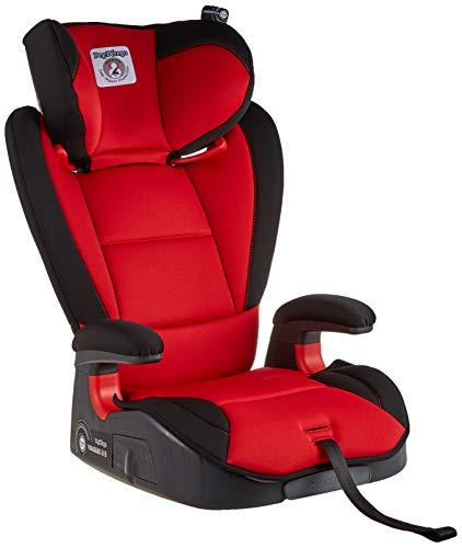 Peg Perego Viaggio 2-3 Surefix Seggiolino Auto, Gruppo 2-3 (15-36 Kg), Rosso