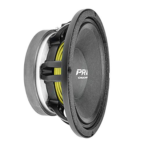 "PRV AUDIO 10 Inch Midrange Speaker 10CHUCHERO 700 Watts 8 Ohms 98.5dB 3"" Voice Coil PRO Audio, Custom Car Audio, Chuchero System (Single)"
