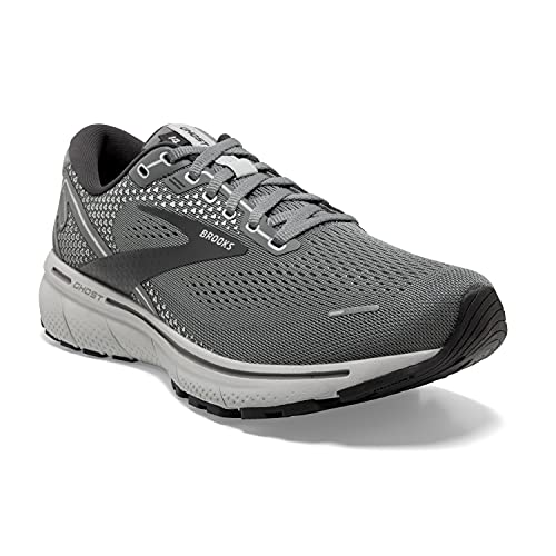 Brooks Ghost 14 Grey/Alloy/Oyster 9.5 D (M)